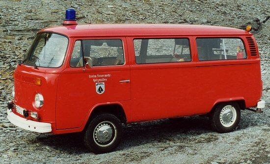 Oldtimer Mannschaftstransportwagen (MTW)