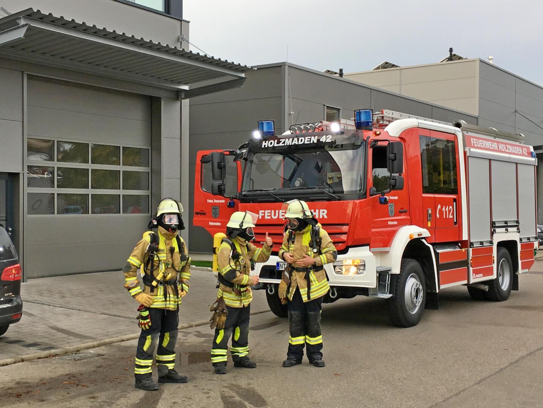Eine ausgelöste Brandmeldeanlage rief die Einsatzkräfte auf den Plan.